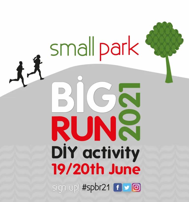 small park big run logo